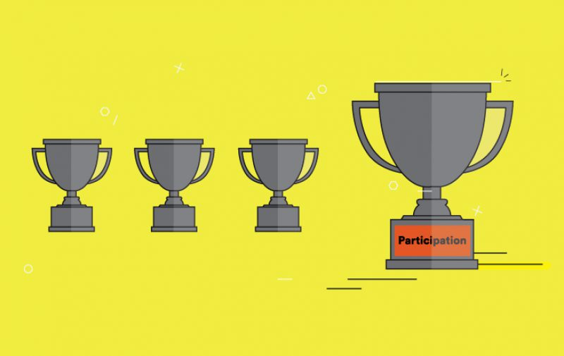 HuffPost: ​There are No Participation Trophies in Business